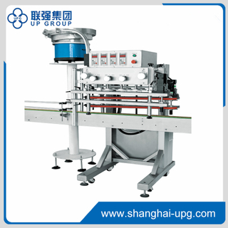 LQ Semi/Fully-Automatic Capping Machine