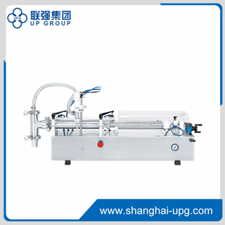 LQ Semi-automatic Piston Filling Machine