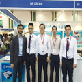 UP GROUP PARTICIPATE IN THE INDIA Chennai PrintExpo 2016
