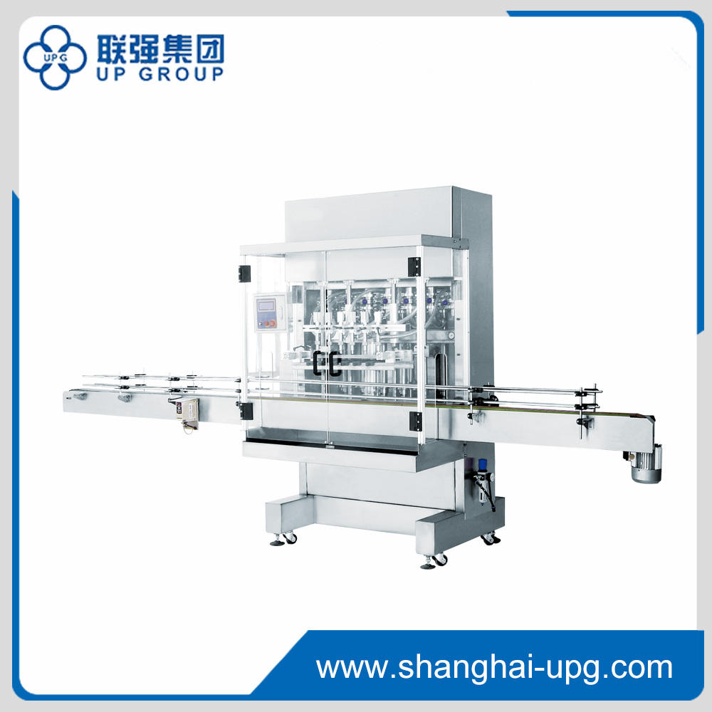 LQ Automatic Piston Filling Machine Fro Liquid, Paste