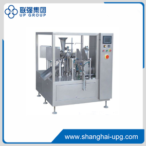 LQRZ Rotary Packaging Machine(Premade Bag)