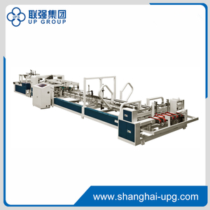 LQ-ZDJ 1800/2200/2400 Auto Folder Gluing Machine (Economic Type)