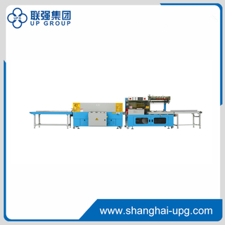 SF728-L Automatic shrink wrapping machine