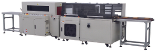 LTH-450+LM-500L Automatic High Speed Side Sealing Shrink Wrapping Machine