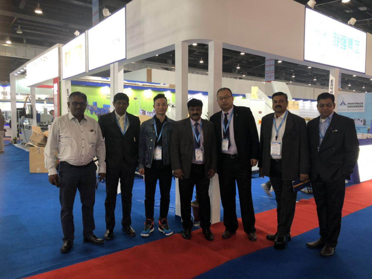 UP Group in Printpack India 2019 - UP Group