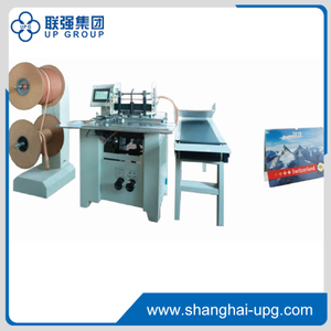 DCA-520 Double Wire Binding Machine