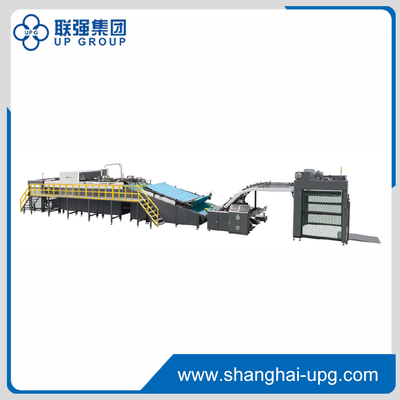 LQYC Fully Automatic High Speed Flute Laminator