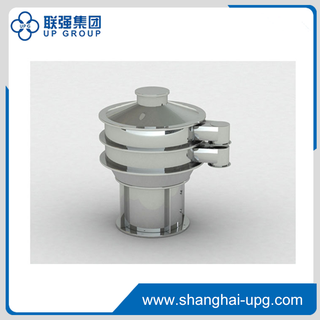 LQS49 Series Three-D Rotary Vibrating Sieve
