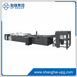 PMZ-UI Series Digital Inkjet Printing System With Coating Machine