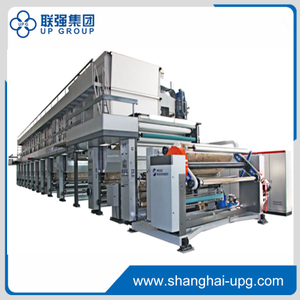 ZHMG-1002900IA(KL) The whole wall full width seamless wallpaper gravure printing foaming production line