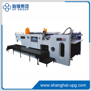 ST-720/1050 Automatic Stop Cylinder Screen Printing Machine
