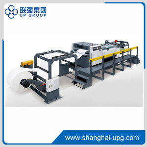CM Series Servo Precision High Speed Sheet Cutter