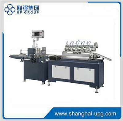 LQ-ZG Paper Straw Making Machine