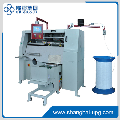 SSB-420M Spiral Wire Forming & Binding Machine