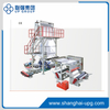 A+B+C Three-layer Co-extrusion Film Blowing Machine