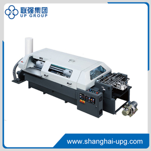 LQBT50/4G Ellipse Binding Machine