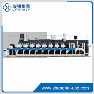 LQJDF420/330-Series Flexo Printing Machine
