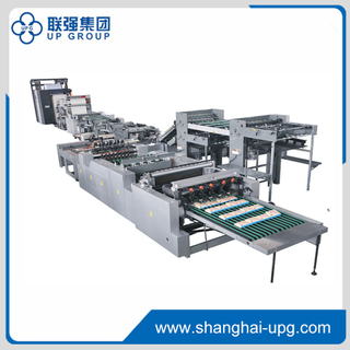 LQ-LYRDT-T-1000 Flexo cross carriage wire side- stiching line