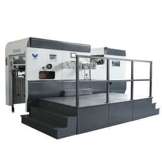 MY800E Automatic Diecutting & Creasing Machine
