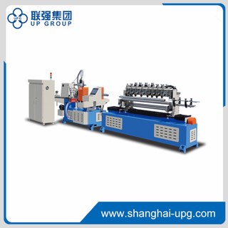 LQ-PTE2-120M paper tube machine