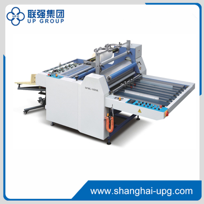 LQSFML-720A/920A Semi-Automatic Film Laminating Machine