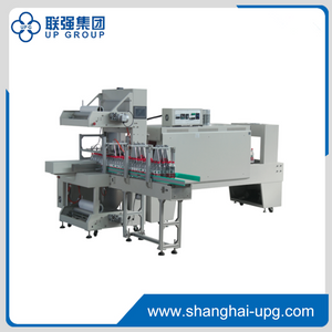 LQ ST6040A+BSE6040A Automatic Sleeve Shrink Wrapping Machine