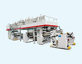 Dry-lamination-machine
