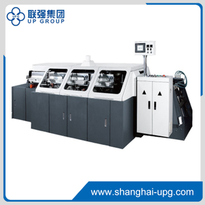 LQBT50/10D Elliptic Binding Machine