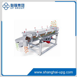 LQSZF Series Linear Vibrating Screen