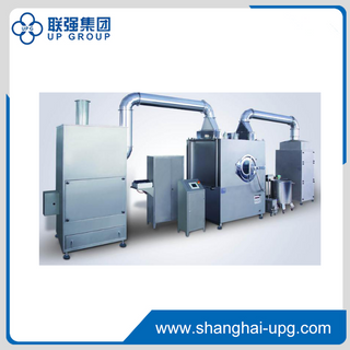 LQ High Efficient Film Coating Machine