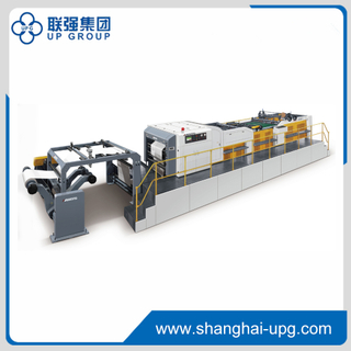 LQC-S Series High Precision Double Rotary Sheet Cutter Machine