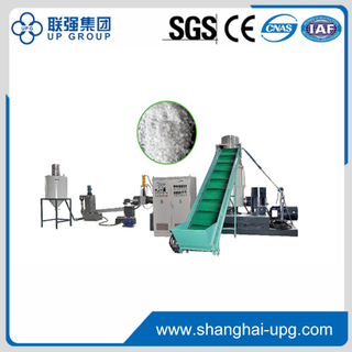 PP,PE Film Pelletizing Line