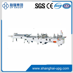 LQ-ZH-800G/880G/1000G Automatic Multi-functional Crash Lock Bottom Folder Gluer machine
