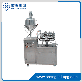 Semi-auto Tube Filling and Sealing Machine