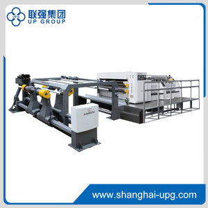 LQC-A Series Servo Precision High Speed Sheet Cutter