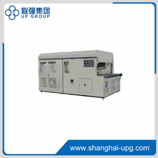 LQJDB-1300A-T PE Automatic Twin-head Bundling Machine(Pusher Type)