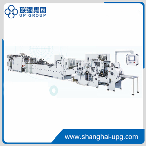 L Series Square Bottom Sheet Fed Paper Bag Making Machine---Without Handle, punching, insertion type (No. 1 of Global Market Share)