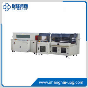 LQLTH-550+LM-500L Automatic High Speed Side Sealing Shrink Wrapping Machine