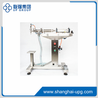 300-2500ml Single Head Vertical Liquid Filling Machine