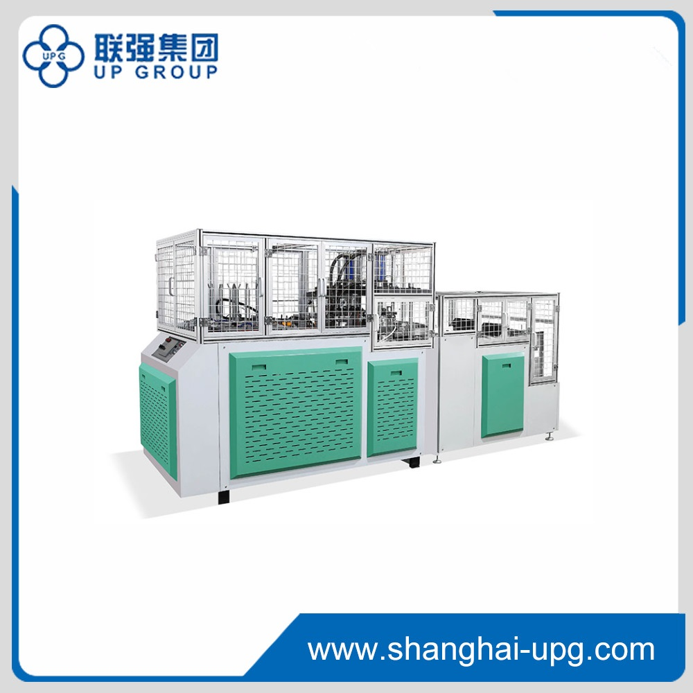 LQZP-D600 Automatic paper plate forming machine