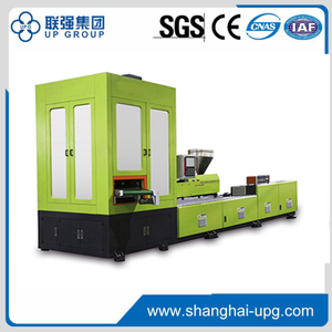 LQ AS Injection-stretch-blow molding machine