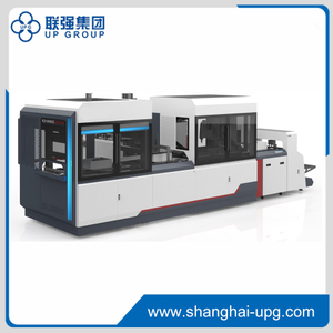 LQ420Y Automatic rigid box making machine