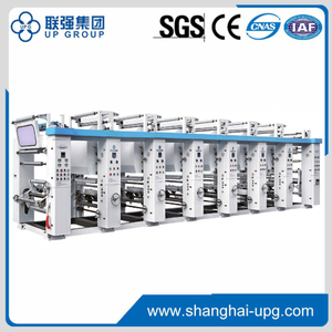 LQAY800B General Rotogravure Printing Machine