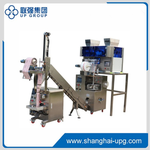 Tea Bag Packaging Machine (Inner+Outer Bag)