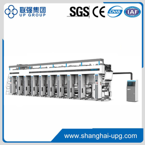 LQAY800.1100 S/F/A/E/G Computerized Register Rotogravure Printing Machine
