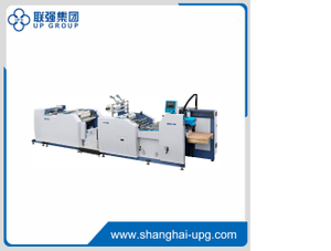 LQM-560B Fully Automatic Laminating & Embossing Machine