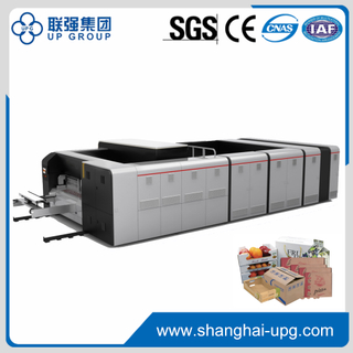 UPG-2580K Corrugated Board Digital Inkjet Press